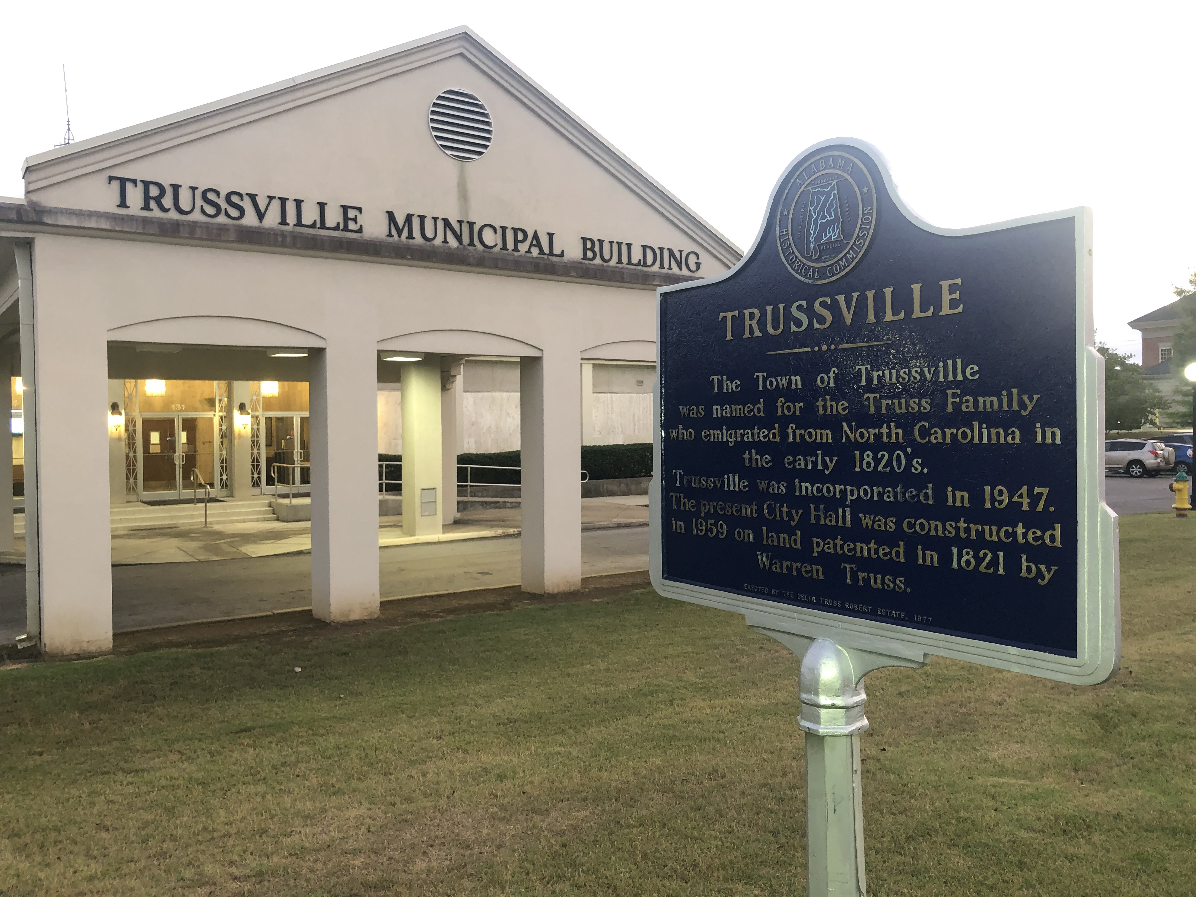 Trussville City Hall